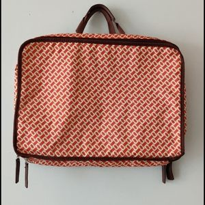 NWOT DVF Laptop Bag